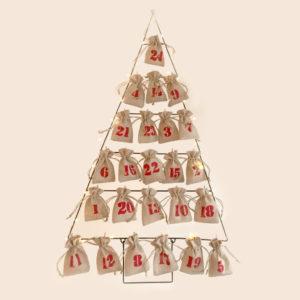 Juletrækalender
